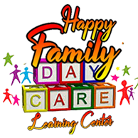 happy family learning center logo