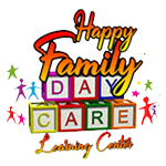 Welcome to Happy Family Learning Center Logo
