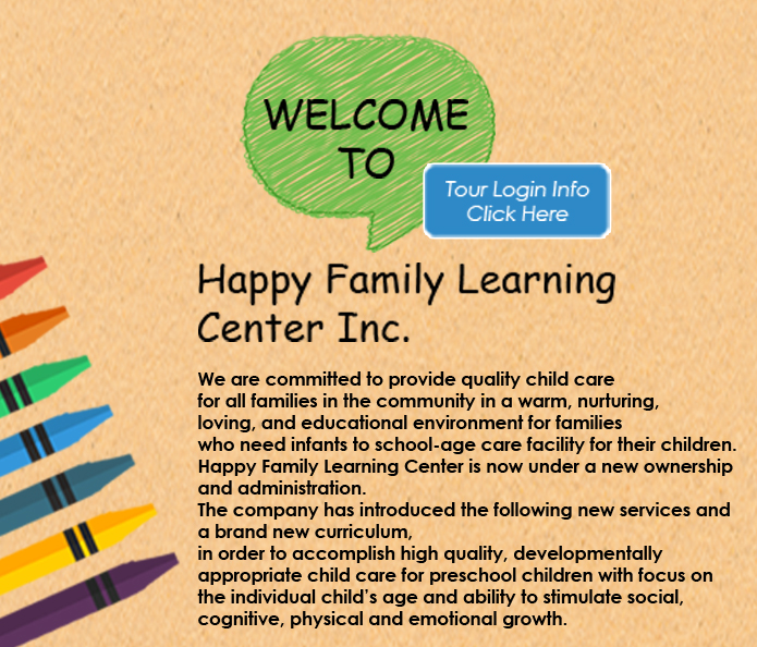 welcome to happy family learning center miami
